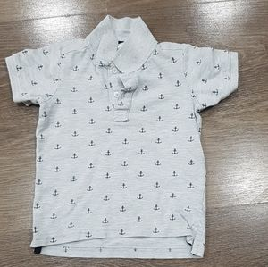 H&M baby boy short leeve t-shirt 13 to 18 months